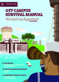 off campus survival manual off campus survival manual