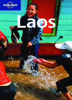 Lonely Planet Laos 6th Edition