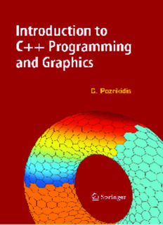 Springer - Introduction to C++ Programming and Graphics - 2007.pdf