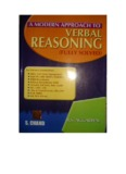 R S agarwal verbal reasoning - Entrance-exam.net