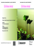 Life Science Journal Life Science Journal - Nature and Science