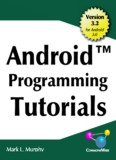 Android Programming Tutorials Version 3.2 - CommonsWare