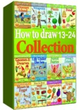 How to Draw Collection 13-24