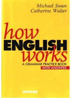 How English Works (A Grammar Practice Book) - WordPress.com