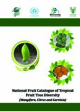 National fruit catalogue of tropical fruit tree diversity