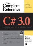C# 3.0 - The Complete Reference - Herbert Schildt . pdf