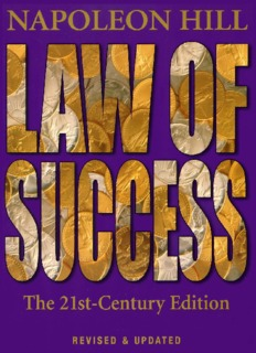 Law of Success (21st Century Edition) ( ebfinder.com ).pdf