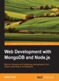 Web Development with MongoDB and Node.js