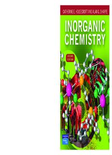 Pharmaceutical Inorganic Chemistry Books Pdf