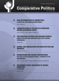 Download - Journal of Comparative Politics