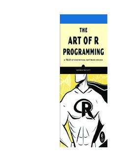 The Art of R Programming A Tour of Statistical Software Design.pdf