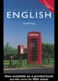 Colloquial English: A Complete English Language Course