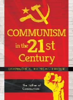 Communism in the 21st Century