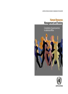 Human Resources Management and Training