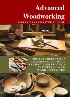 Advanced Woodworking