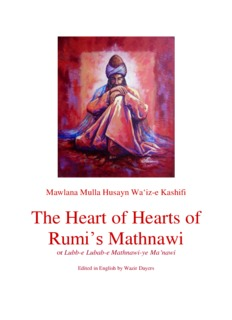 The Heart of Hearts of Rumi's Mathnawi ( ebfinder.com ).pdf