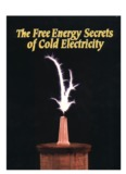 The Free Energy Secrets of Cold Electricity - Tesla Society