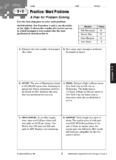 Word Problem Practice Workbook - McGraw-Hill - PDF Drive