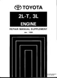 2L-T, 3L Engine Repair Manual Supplement - Toyota 4WD Club
