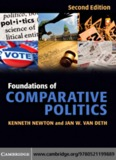 Cambridge Textbooks in Comparative Politics