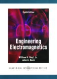 Engineering Electromagnetics – 8th Edition – William H. Hayt
