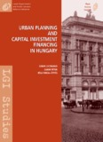 urban planning and capital investment financing in hungary urban planning and capital investment ...