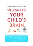part one meet your child's brain