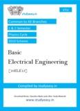 Basic Electrical Engineering - WordPress.com