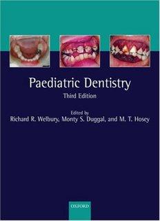 PAEDIATRIC DENTISTRY - 3rd Ed. (2005) ( ebfinder.com ).pdf