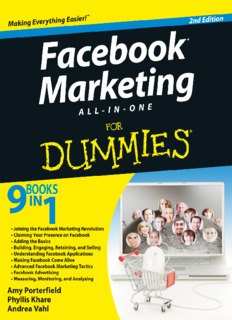 Facebook Marketing All in One For Dummies ( ebfinder.com ).pdf