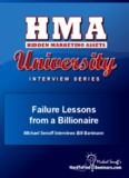 Failure Lessons from a Billionaire