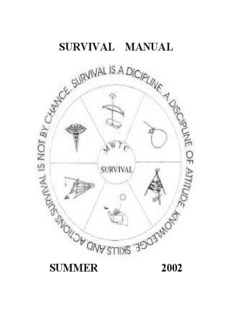 SURVIVAL MANUAL - For Preppers, By Preppers