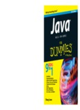 Java All-in-One For Dummies (4th Edition)