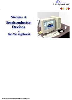 Semiconductor Physics And Devices Donald Neamen 4th Edition Pdf
