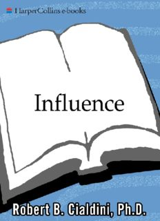 Influence_ The Psychology of Persuasion ( ebfinder.com ).pdf