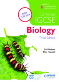 Cambridge IGCSE Biology – Mackean, D. G [SRG]