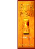 Faith and Patience - Kenneth Copeland Ministries