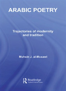 A Critical Introduction to Modern Arabic Poetry.pdf