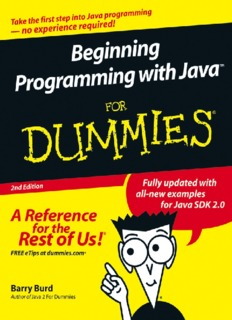 Beginning Java Programming For Dummies.pdf
