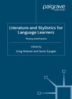 Literature and Stylistics for Language Learners ( ebfinder.com ).pdf