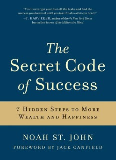 The Secret Code of Success - A Success Dream