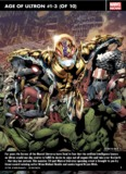 January 2013 Marvel Previews - Mail Order Comics