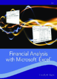Financial Analysis with Microsoft ® Excel
