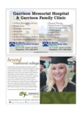 Garrison Memorial Hospital & Garrison Family Clinic