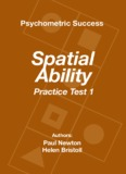 Spatial Ability - Psychometric Success - Free Practice Aptitude Tests
