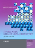 Inorganic structural chemistry 2ed 2006 – Muller