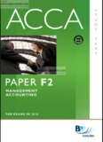 Management Accounting Study Text
