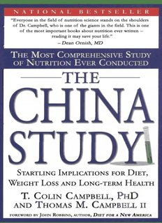 The China Study - TRAINING IN PARADISE ( ebfinder.com ).pdf