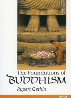 The Foundations of Buddhism_Gethin_1998.pdf