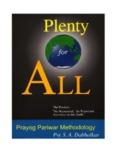 plenty for all - Arvind Gupta